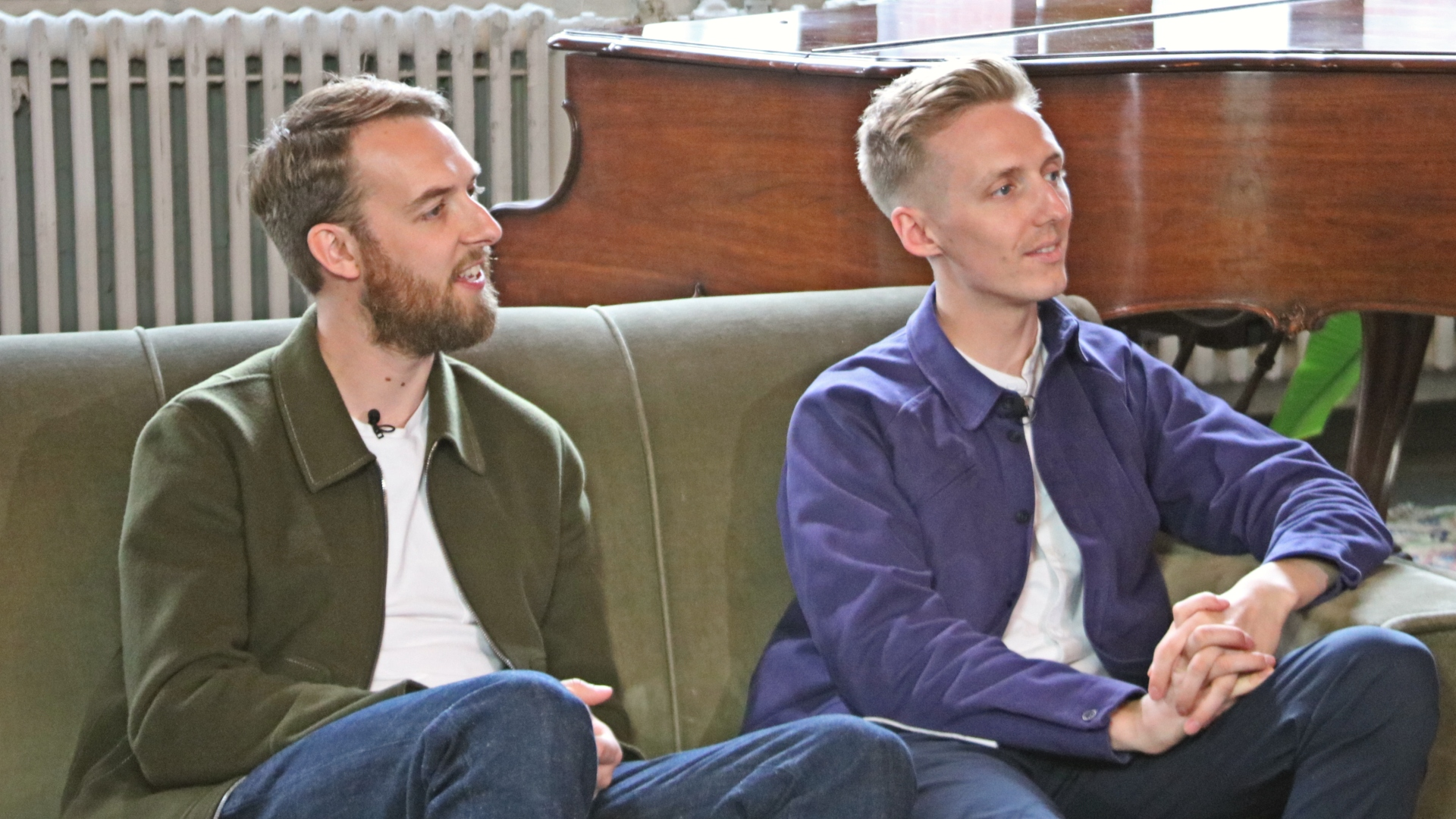Music Crush with Honne