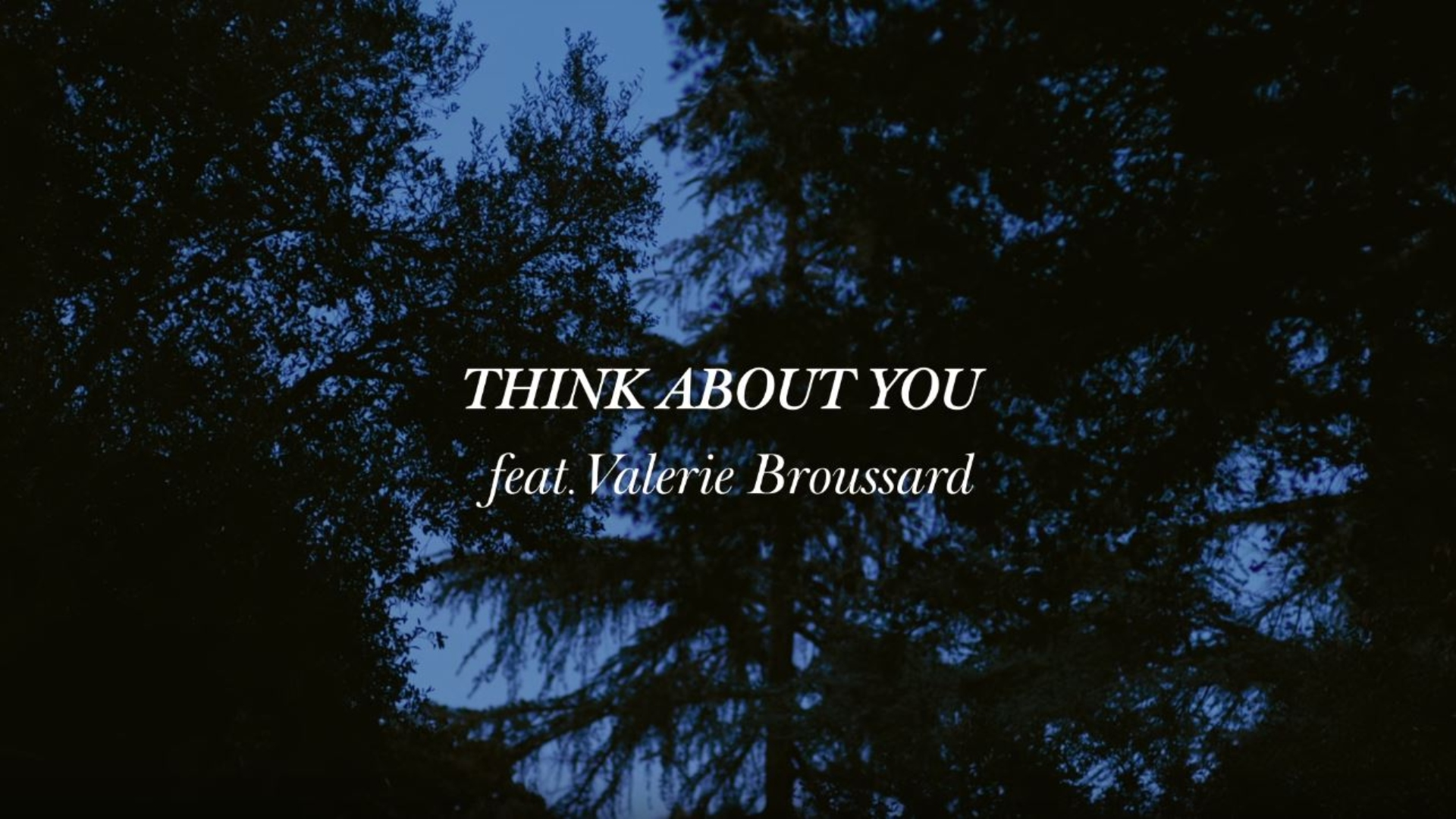 KYGO - Think About You ft Valerie Broussard