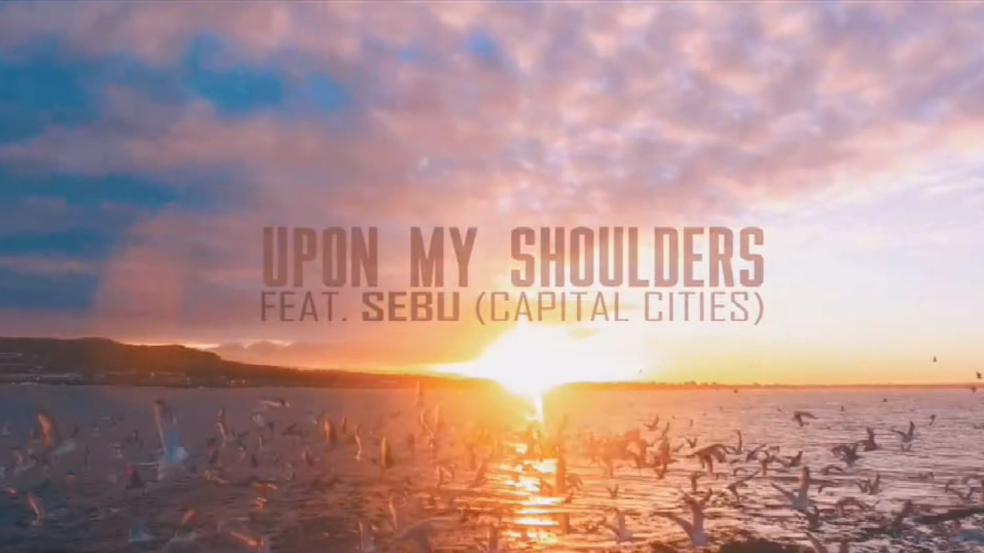 Markus Schulz  - Upon My Shoulders