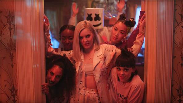 Music Video - Marshmello - FRIENDS ft  Anne-Marie