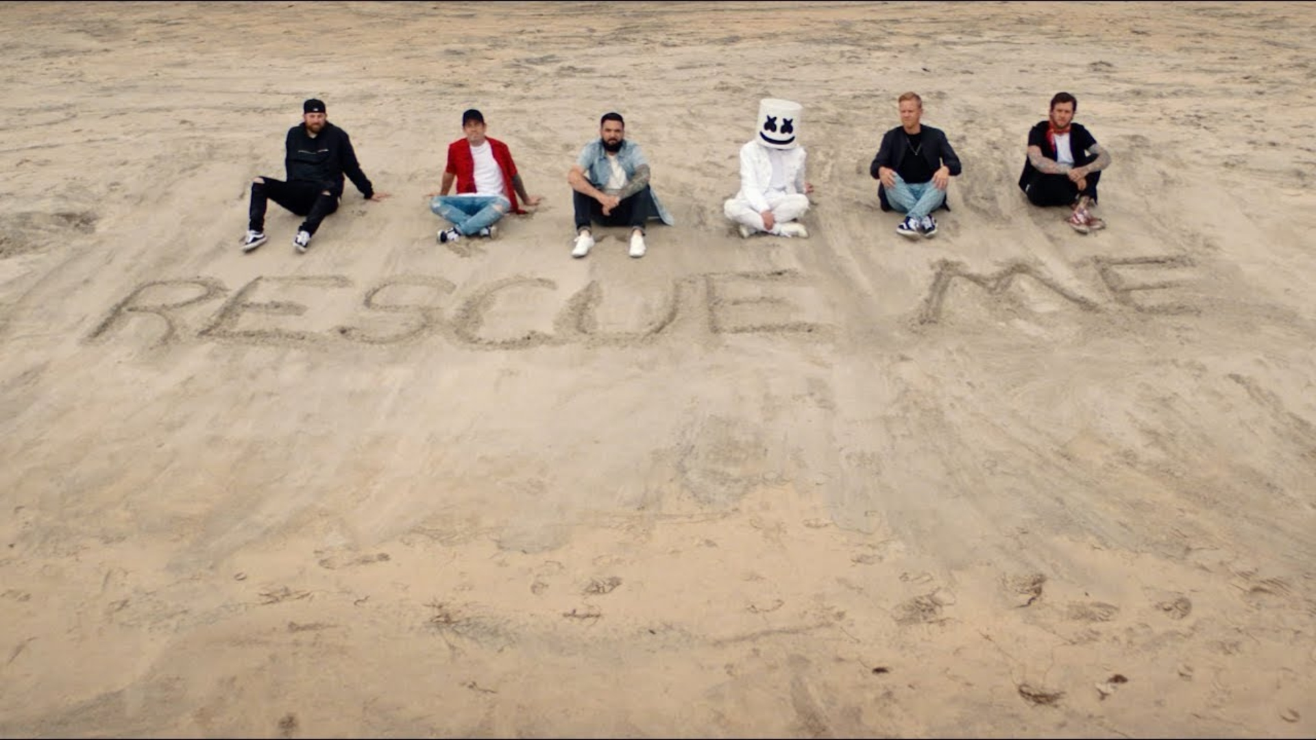Marshmello - Rescue Me ft A Day To Remember