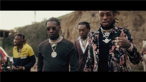 Music Video - Migos - Get Right Witcha