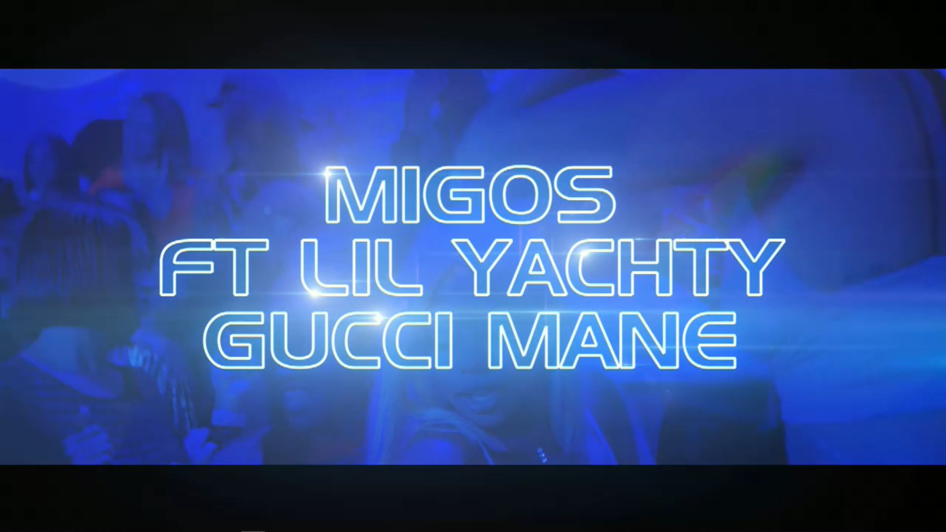Migos - Intro ft Lil Yachty Gucci Mane