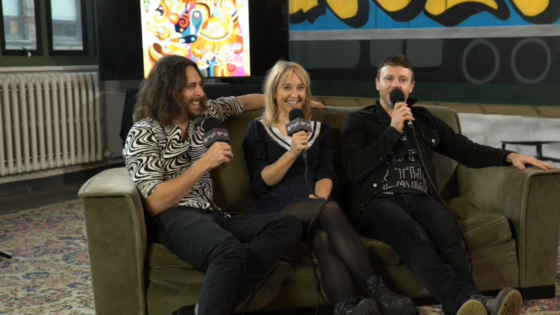 The Joy Formidable Exclusive Interview