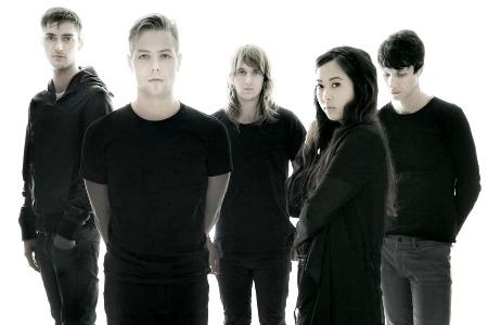 The Naked And Famous on Baeble Music