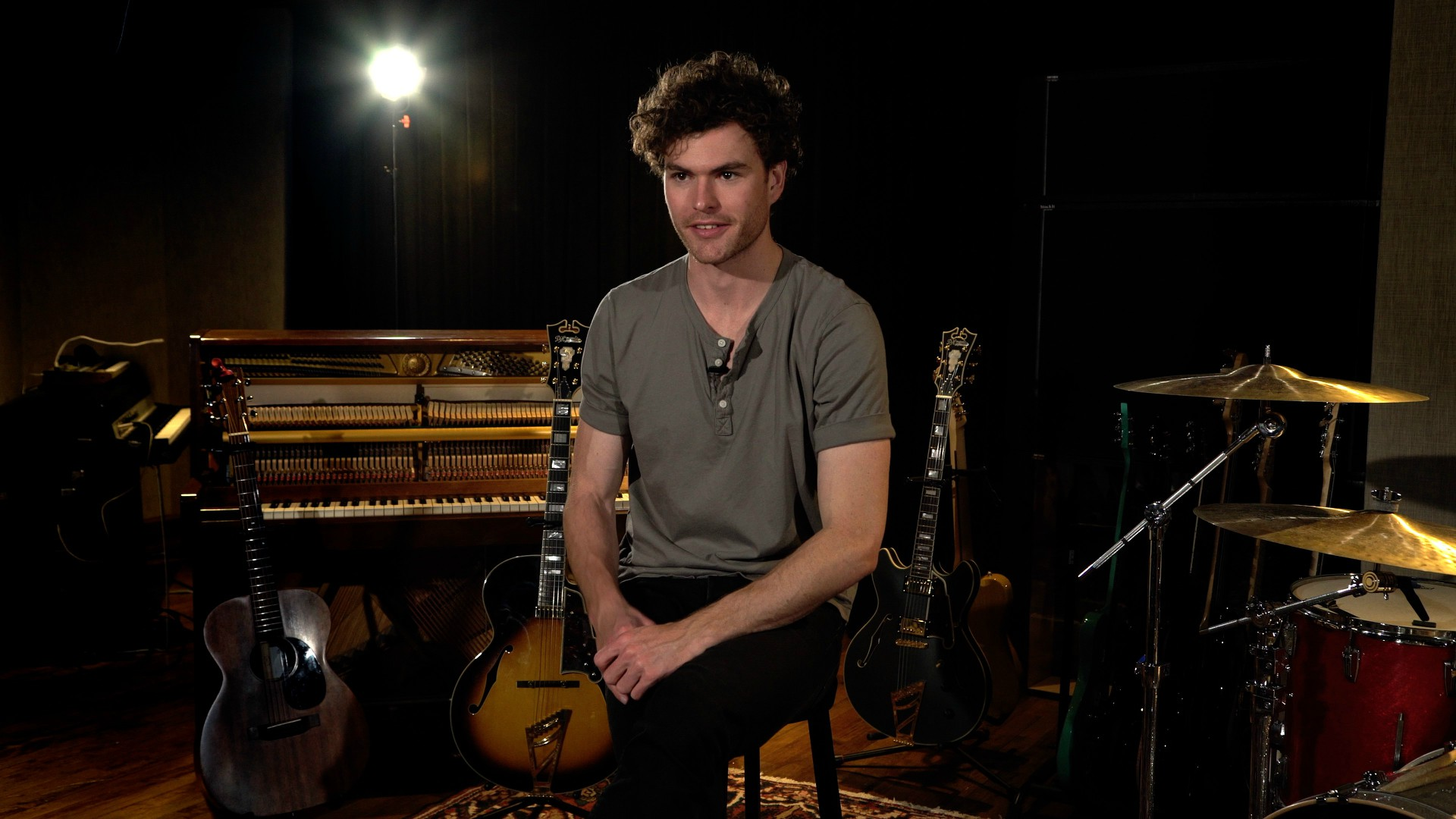Vance Joy Tells Us How The Songs Arrive