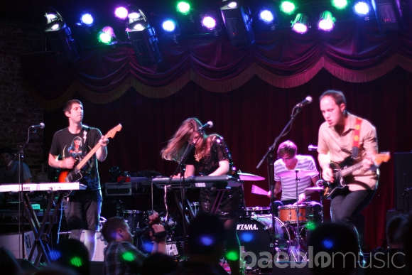 Savoir Adore - Brooklyn Bowl