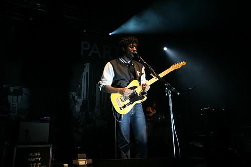 Bloc Party - Roseland Ballroom