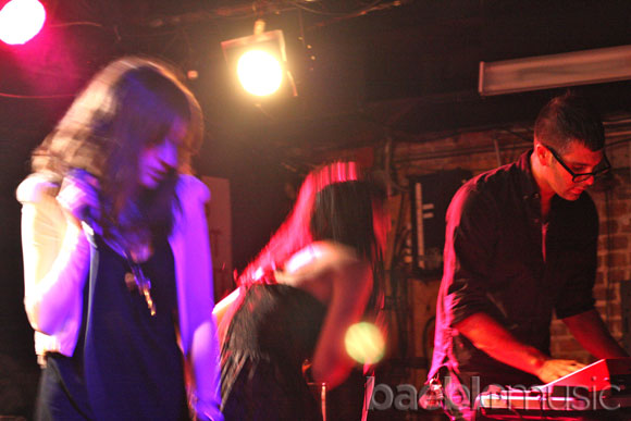 Bear In Heaven - The Mercury Lounge