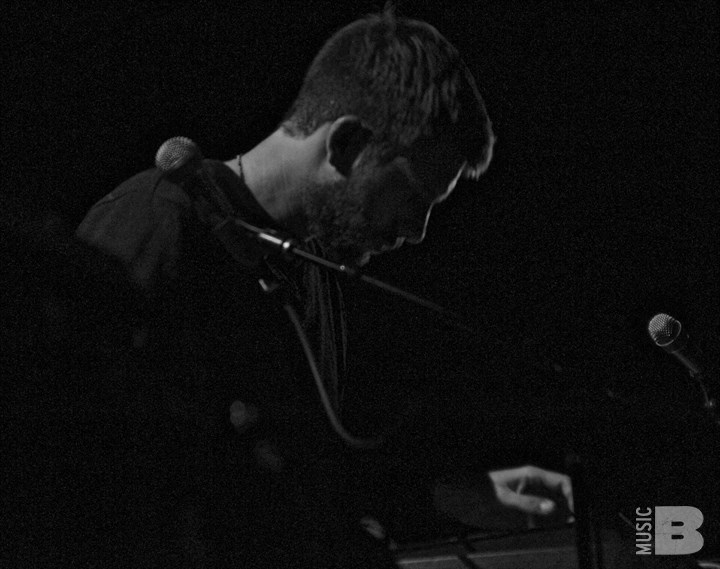 Mount Kimbie - Music Hall of Williamsburg