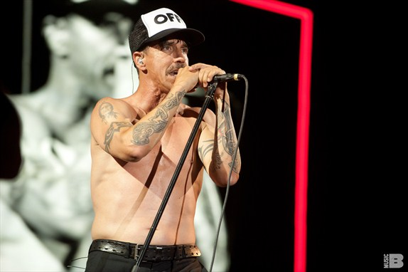 Red Hot Chili Peppers  - Austin City Limits