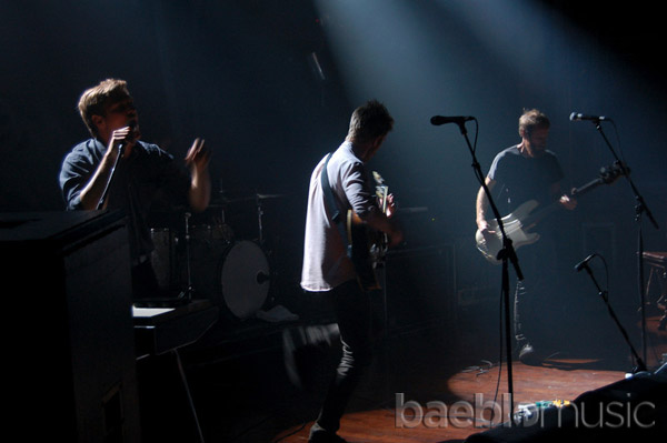 Cold War Kids - Webster Hall
