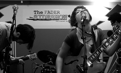 Baeble Music - The FADER Sideshow