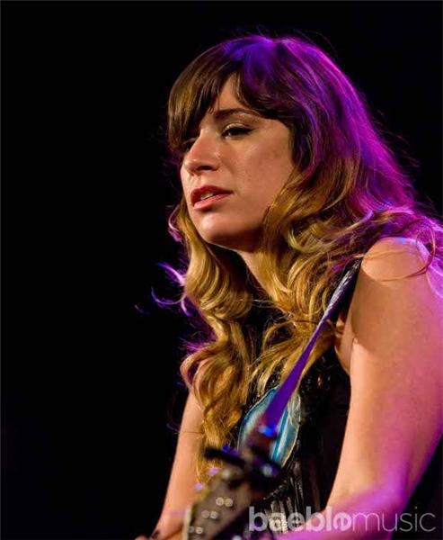 Nicole Atkins and The Black Sea - Paramount Theater