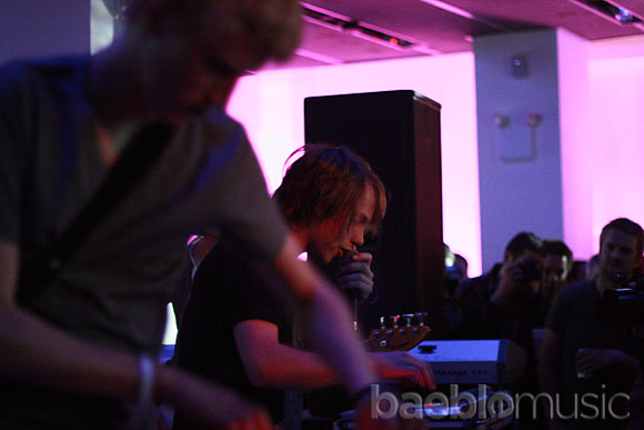 Bang Bang Eche - Red Bull Space CMJ
