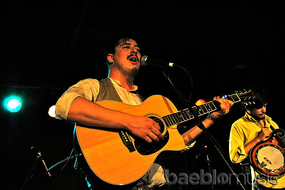 Mumford and Sons - The Mercury Lounge