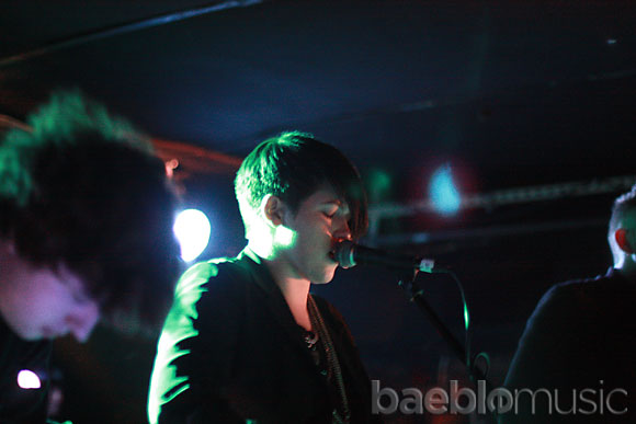 The xx - The Mercury Lounge