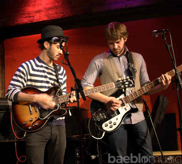The Postelles - Rockwood Music Hall