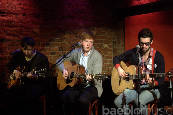 Two Door Cinema Club - Rockwood Music Hall