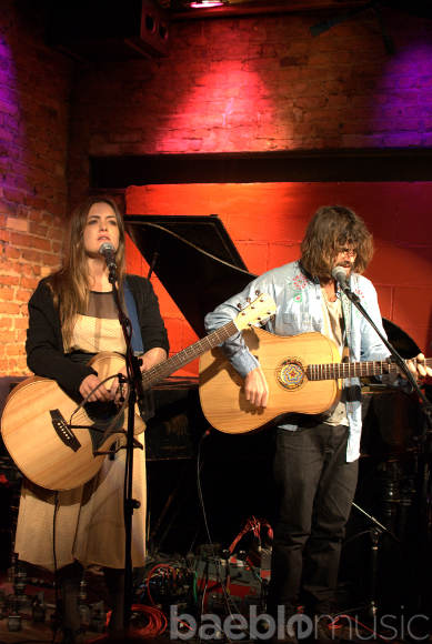 Angus and Julia Stone - Rockwood Music Hall