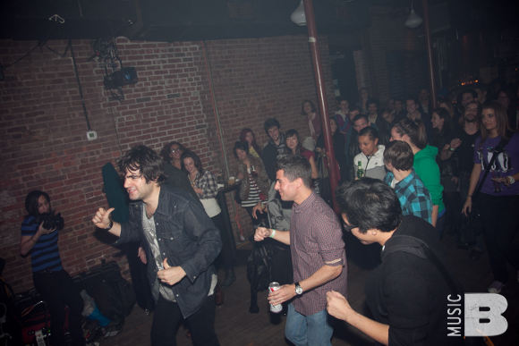 CMJ 2011 - The Launch Pad - Spike Hill