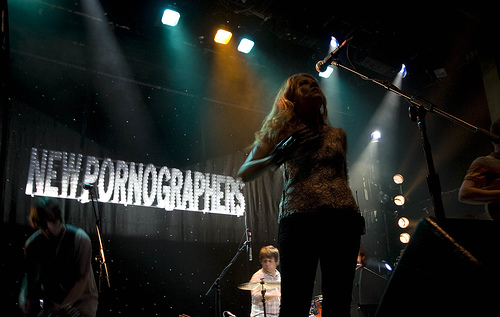 New Pornographers - Webster Hall