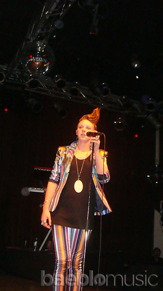 La Roux - The Highline Ballroom