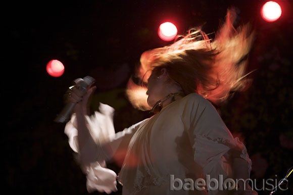 Florence and The Machine - The Bowery Ballroom