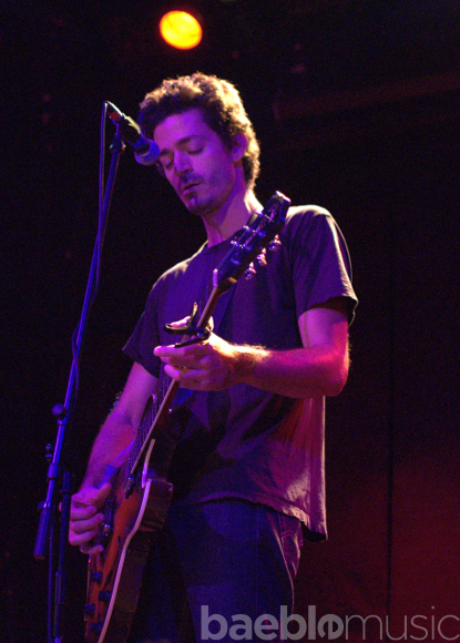 AA Bondy - The Bowery Ballroom