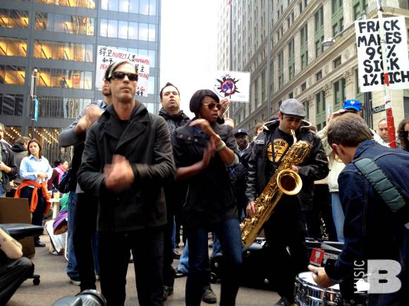 Fitz And The Tantrums - Zuccotti Park