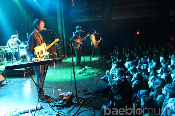 The Morning Benders - Webster Hall