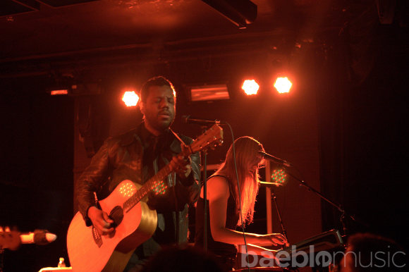 The Dears - The Knitting Factory