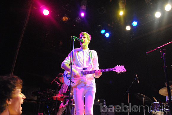 Islands - The Bowery Ballroom