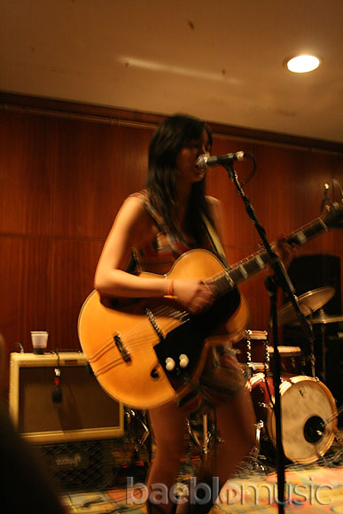 Thao with The Get Down Stay Down - First Unitarian Church