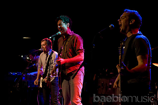 Constantines - Music Hall of Williamsburg