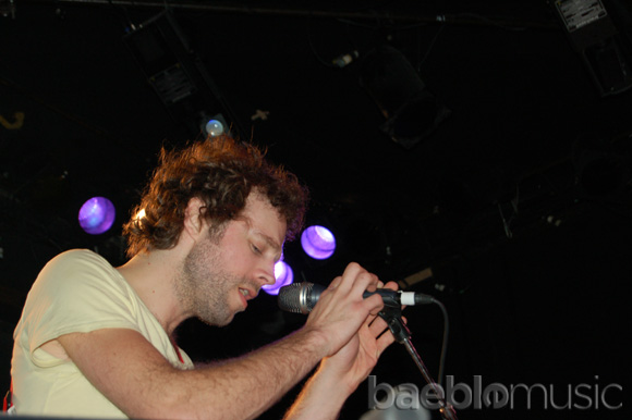 Plants and Animals - The Bowery Ballroom