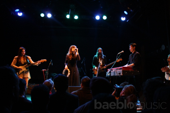 Nicole Atkins and The Black Sea - The Bowery Ballroom
