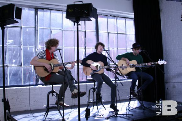 The Kooks - Industria Superstudio