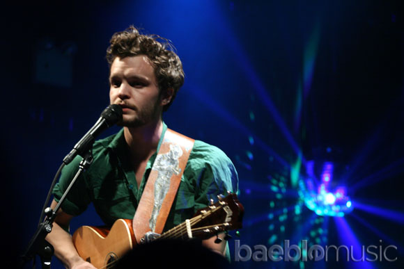Tallest Man On Earth - The Highline Ballroom