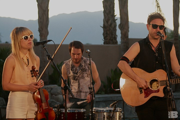 The Airborne Toxic Event - Festival Fever Sessions