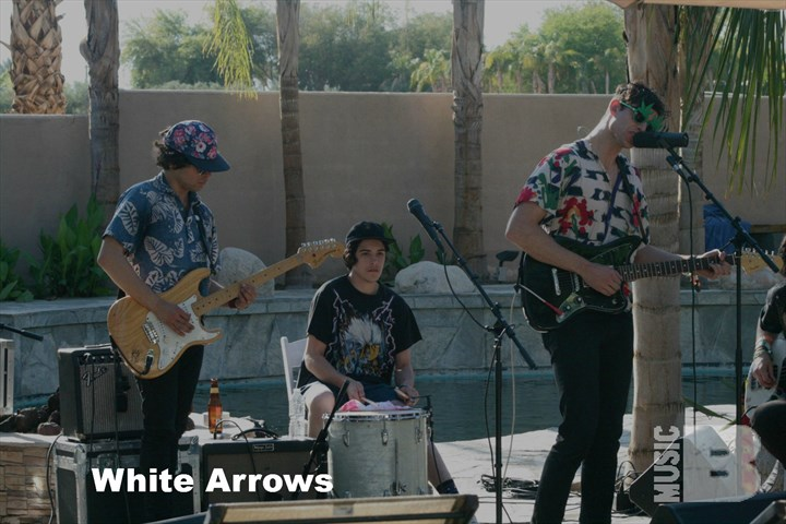 White Arrows - Festival Fever Sessions