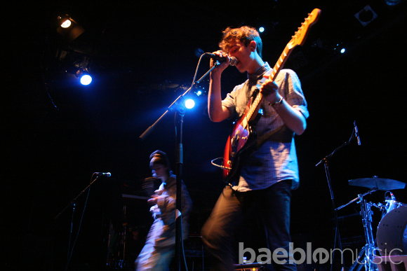 Beach Fossils - Music Hall of Williamsburg