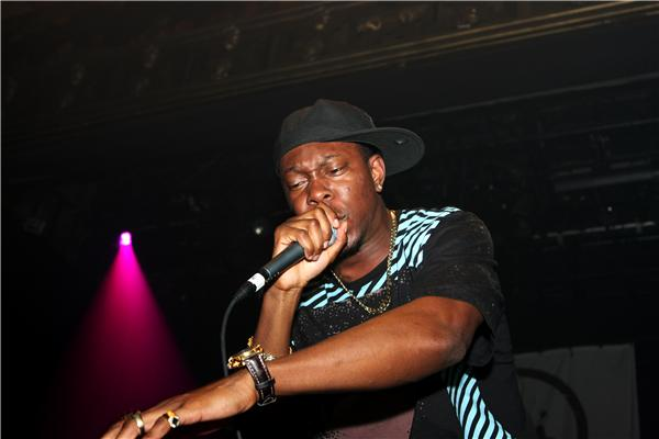 Dizzee Rascal - Webster Hall