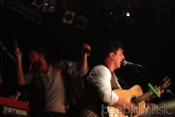 Mumford and Sons - Music Hall of Williamsburg