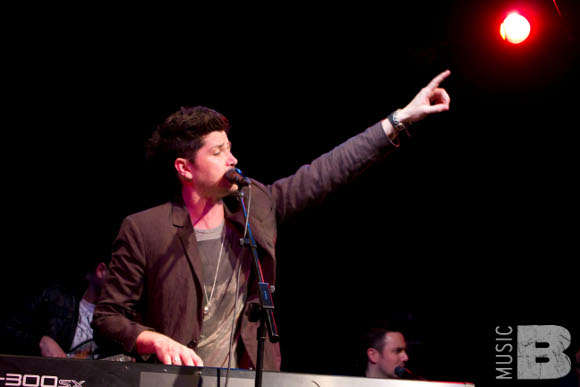 The Script - Dominion NY