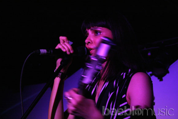 School of Seven Bells - The Mercury Lounge