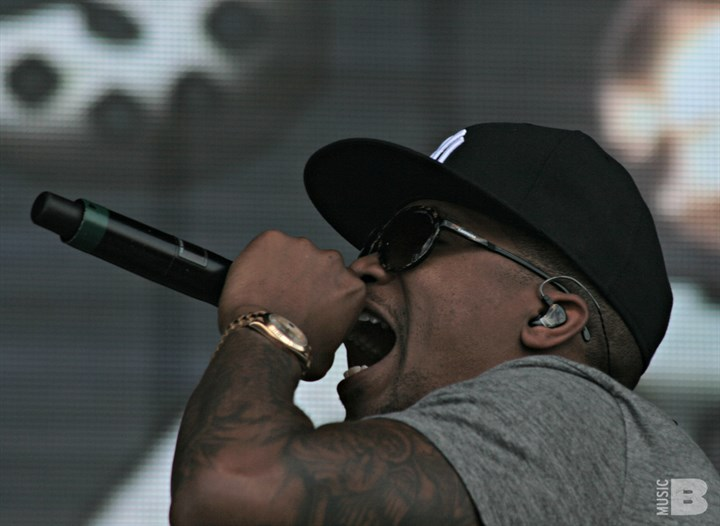Nas - Bonnaroo Music and Arts Festival
