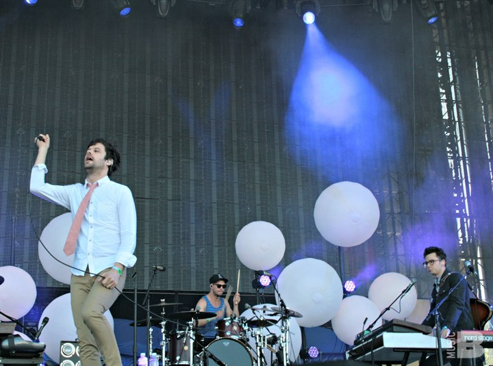 Passion Pit - Bonnaroo Music and Arts Festival