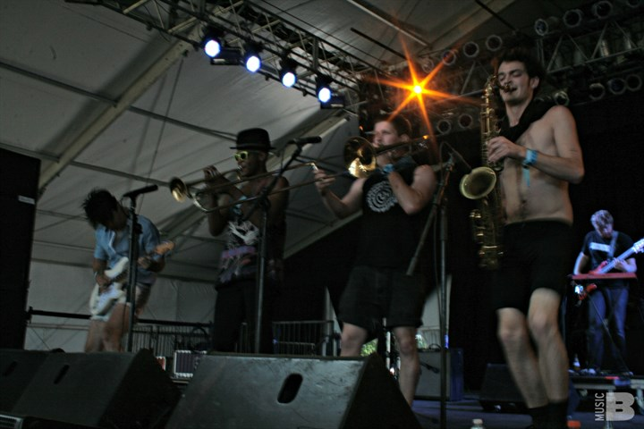 Reptar - Bonnaroo Music and Arts Festival