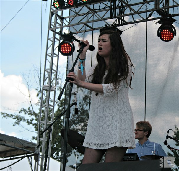 Cults - Bonnaroo Music and Arts Festival
